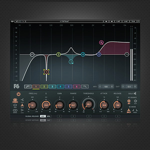 [Waves] F6 Floating-Band Dynamic EQ / 전자배송